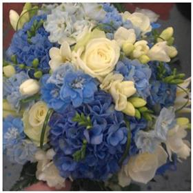 fwthumbhydrandea and delphinium bries bouquet.jpg